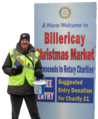 Welcome to Billericay Christmas Market