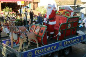 Santa's Parade
